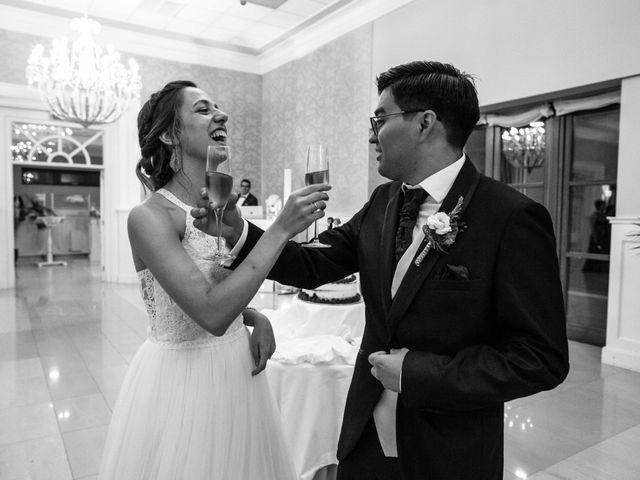 La boda de Damián y Raquel en Teo, A Coruña 78