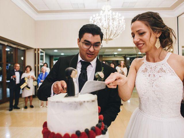 La boda de Damián y Raquel en Teo, A Coruña 80