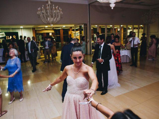 La boda de Damián y Raquel en Teo, A Coruña 92