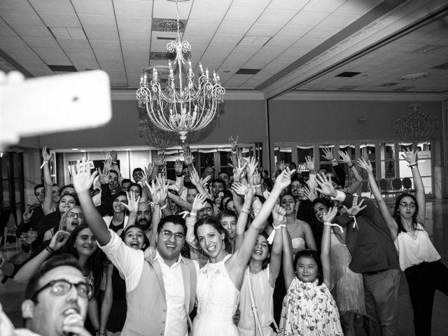 La boda de Damián y Raquel en Teo, A Coruña 94