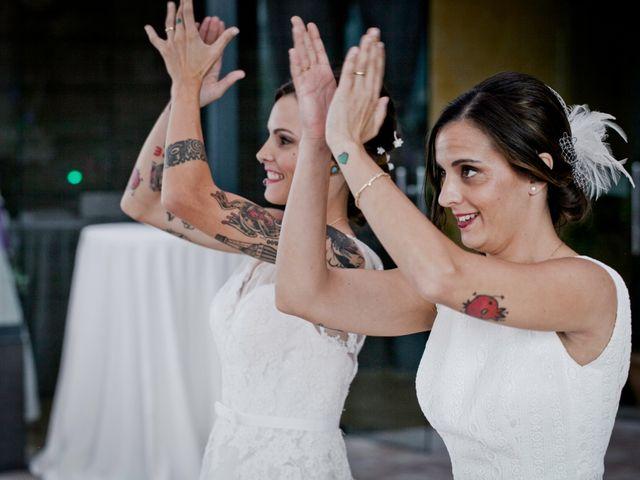 La boda de Norma y Ana