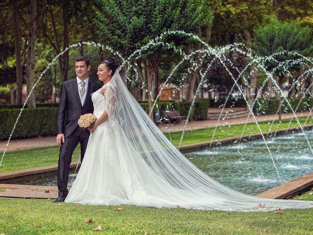 La boda de Mª Ángeles y Francisco