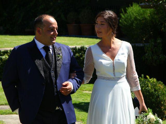 La boda de Laura y Xoel