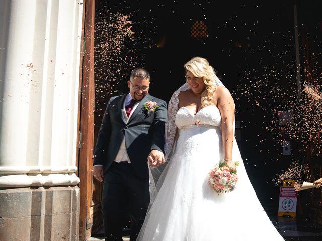 La boda de Yéssika De León Rizo y Jose Luis Vera Cruz