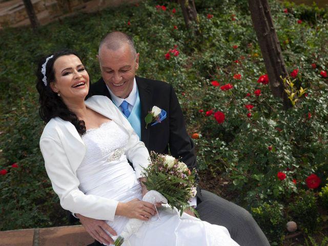La boda de Zainab Nicole y Philippe