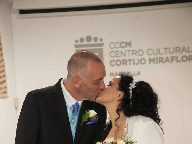 La boda de Philippe y Zainab Nicole en Marbella, Málaga 9