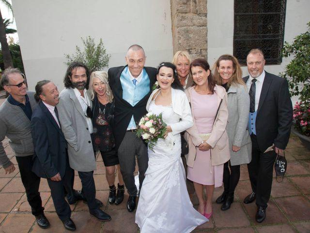 La boda de Philippe y Zainab Nicole en Marbella, Málaga 10