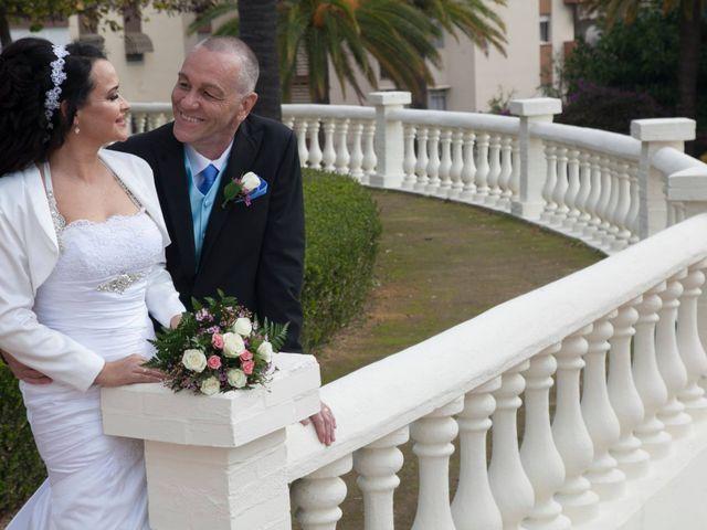 La boda de Philippe y Zainab Nicole en Marbella, Málaga 12