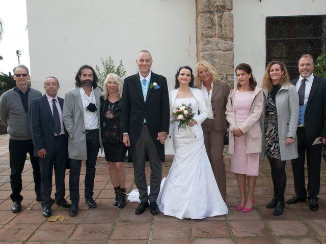 La boda de Philippe y Zainab Nicole en Marbella, Málaga 13