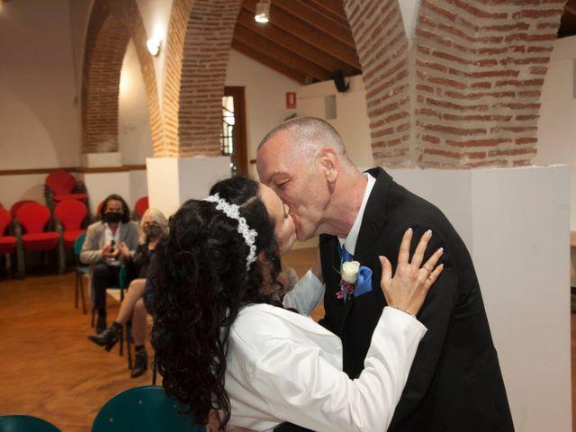 La boda de Philippe y Zainab Nicole en Marbella, Málaga 14