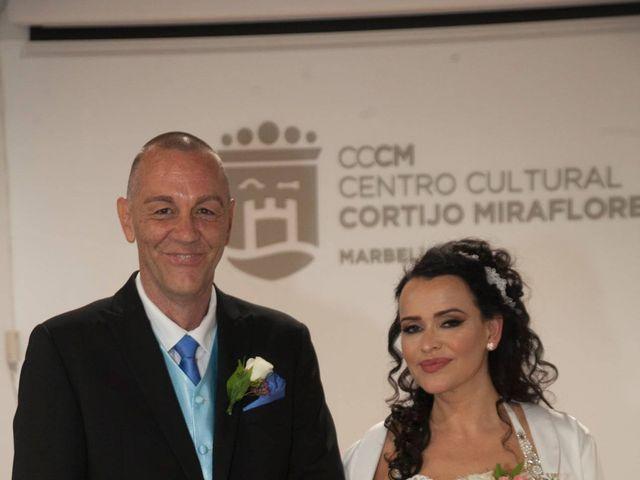 La boda de Philippe y Zainab Nicole en Marbella, Málaga 1