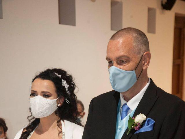 La boda de Philippe y Zainab Nicole en Marbella, Málaga 16