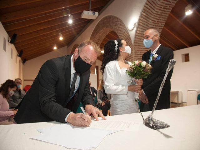 La boda de Philippe y Zainab Nicole en Marbella, Málaga 17