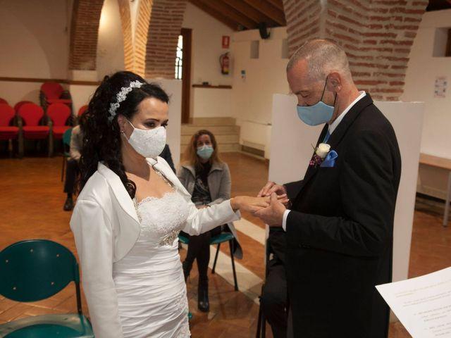 La boda de Philippe y Zainab Nicole en Marbella, Málaga 19