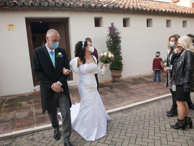 La boda de Philippe y Zainab Nicole en Marbella, Málaga 21