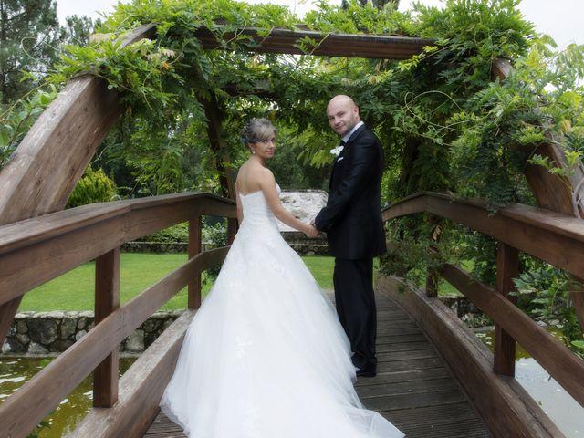 La boda de Roberto y Angeles en Vilarnaz, Orense 1