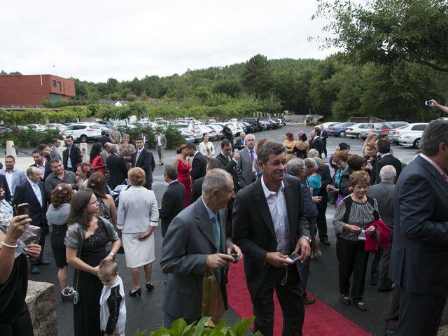 La boda de Roberto y Angeles en Vilarnaz, Orense 2