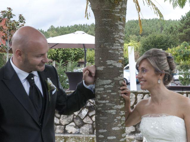 La boda de Roberto y Angeles en Vilarnaz, Orense 3