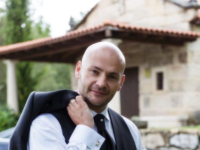 La boda de Roberto y Angeles en Vilarnaz, Orense 5