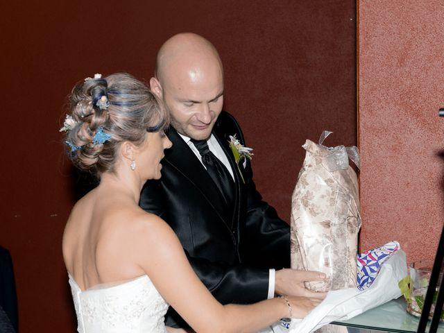 La boda de Roberto y Angeles en Vilarnaz, Orense 7