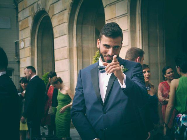 La boda de Sergio y Natalia en Gijón, Asturias 1