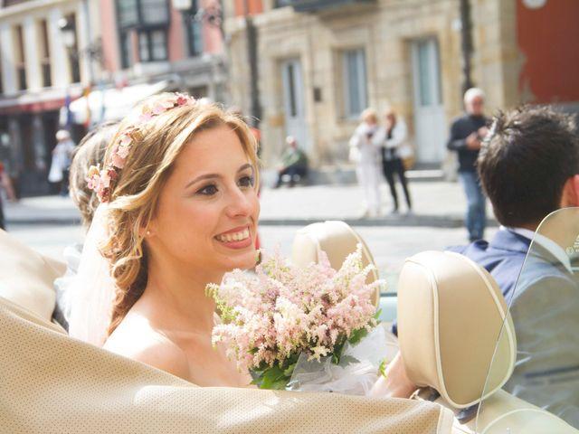La boda de Sergio y Natalia en Gijón, Asturias 4