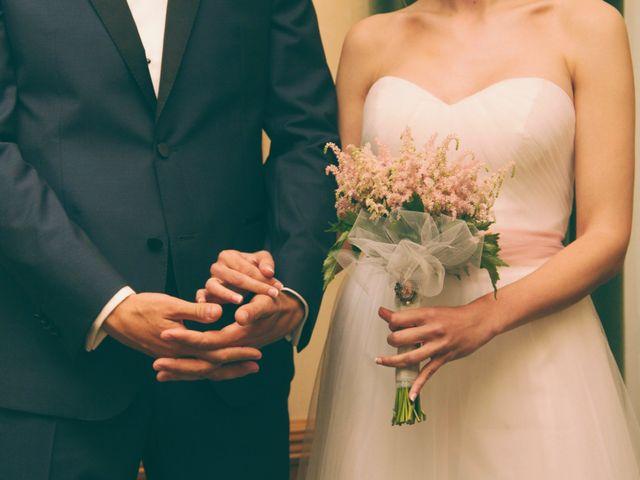 La boda de Sergio y Natalia en Gijón, Asturias 11
