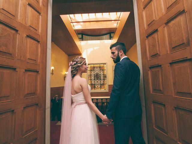 La boda de Sergio y Natalia en Gijón, Asturias 12