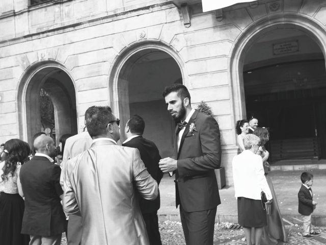 La boda de Sergio y Natalia en Gijón, Asturias 16