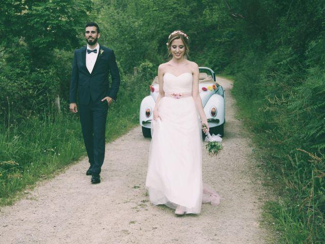 La boda de Sergio y Natalia en Gijón, Asturias 19