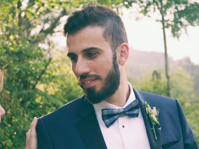 La boda de Sergio y Natalia en Gijón, Asturias 20