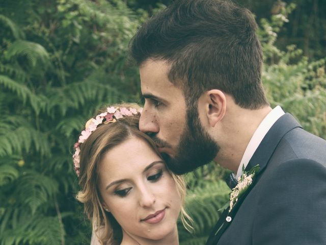 La boda de Sergio y Natalia en Gijón, Asturias 26