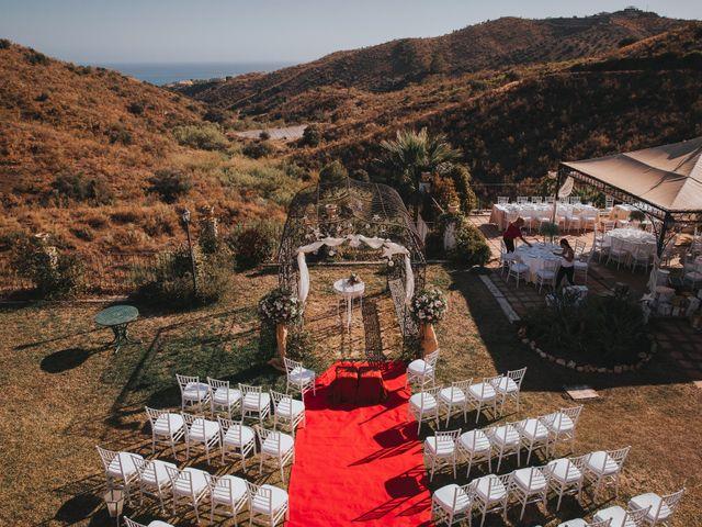La boda de Ismael y Cristina en Rivera (Rincon De La Victoria), Málaga 9