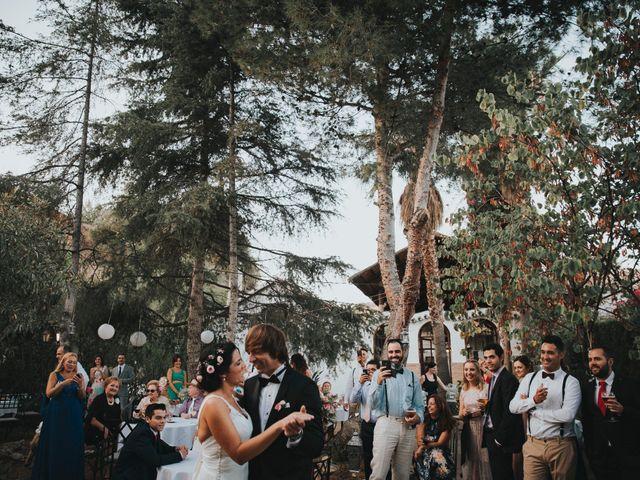 La boda de Ismael y Cristina en Rivera (Rincon De La Victoria), Málaga 2