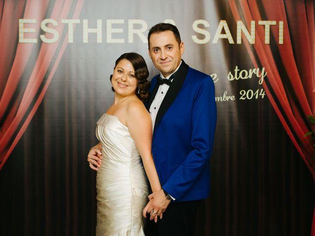 La boda de Santiago y Esther en Madrid, Madrid 2