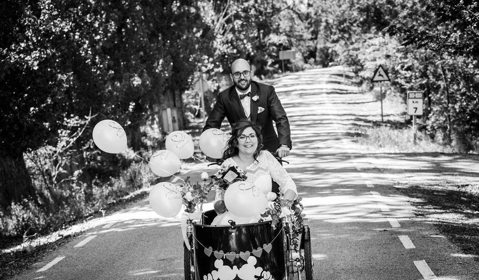 La boda de Lucia y Ruben en Soria, Soria