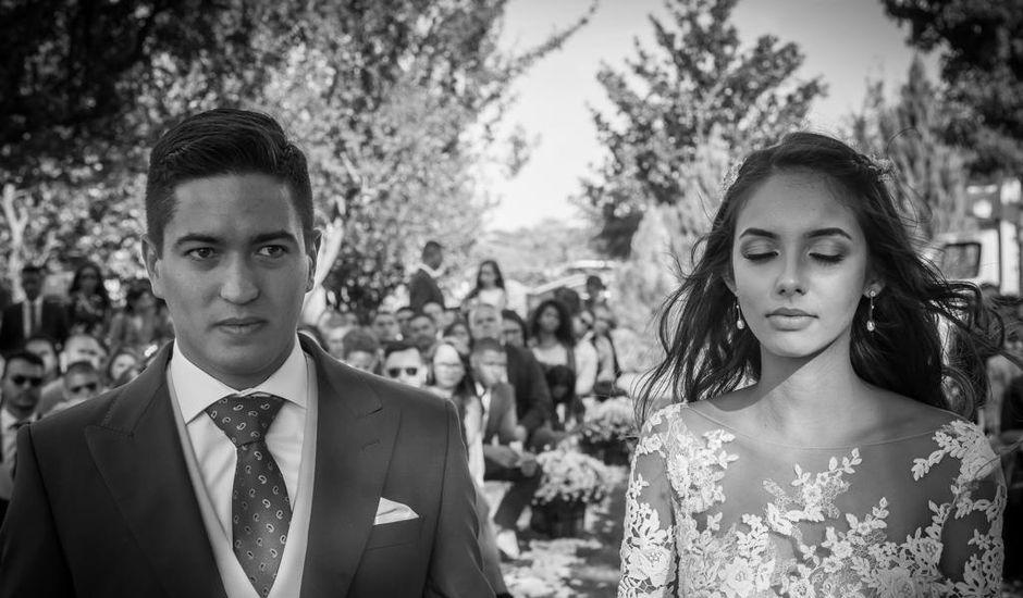 La boda de Filipe  y Ghabriela  en El Toril, Madrid