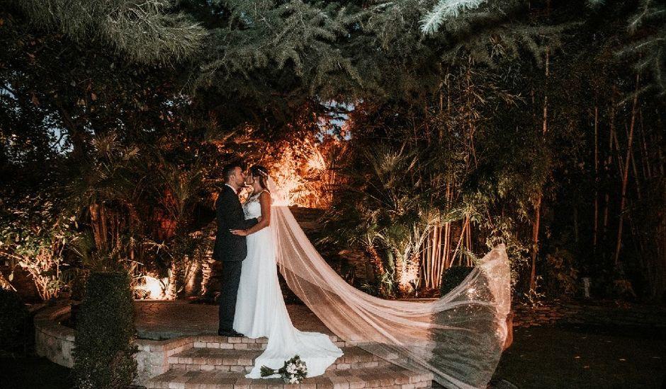 La boda de Daniel y Esther en Guadarrama, Madrid