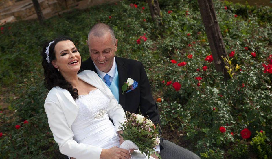 La boda de Philippe y Zainab Nicole en Marbella, Málaga