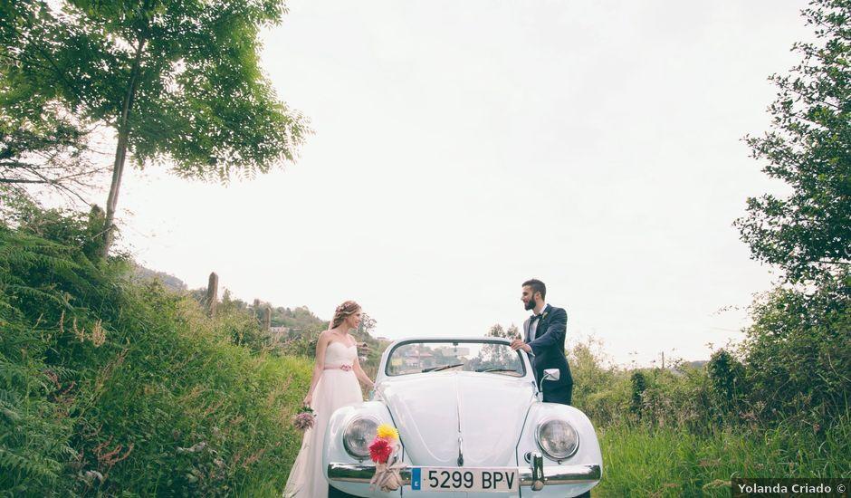 La boda de Sergio y Natalia en Gijón, Asturias