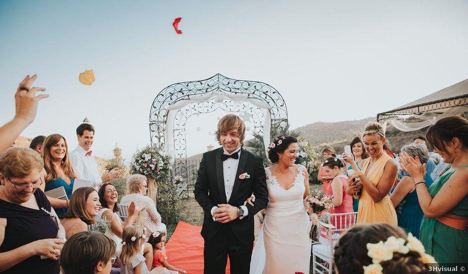 La boda de Ismael y Cristina en Rivera (Rincon De La Victoria), Málaga