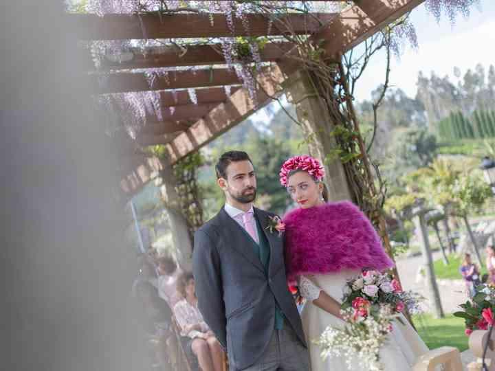 La boda de Natalia y Bruno