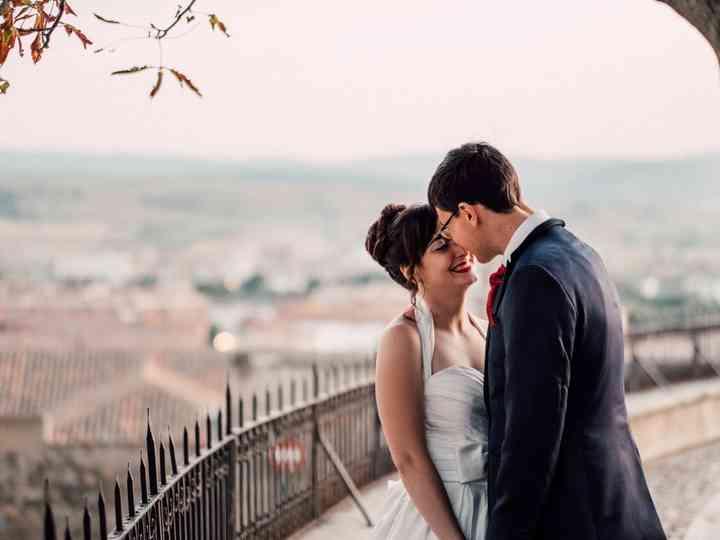 La boda de Antonio y Beatriz