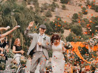 La boda de Nuria y Tom