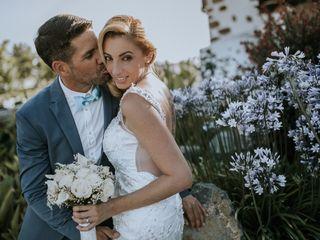 La boda de Francesca y Juian
