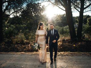 La boda de Sarah y Edward 1