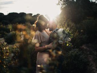 La boda de Sarah y Edward