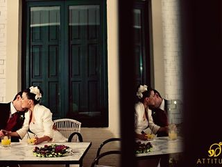 La boda de Paz y Daniel