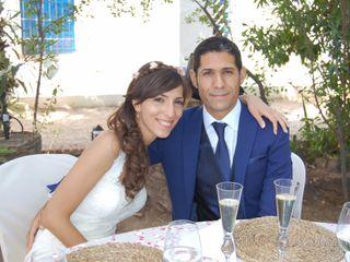 La boda de Alicia y Vicente 1