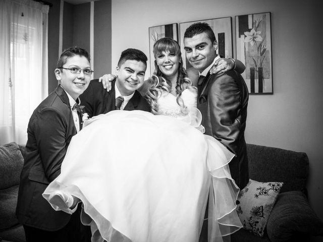 La boda de Fran y Eli en Valladolid, Valladolid 35